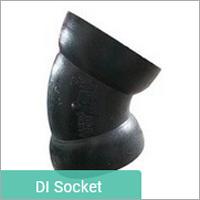 DI Socket Bend 45 Degree