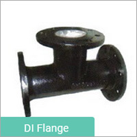 DI All Flanges Tee