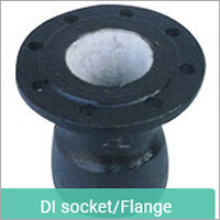 DI Flange Socket