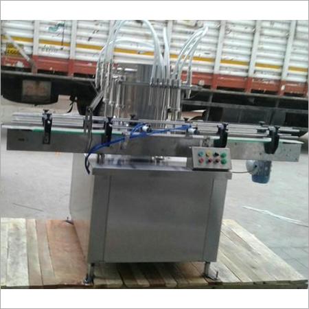 Automatic Multihead Liquid Filling Machine