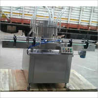Automatic Multihead Liquid Filling Machine