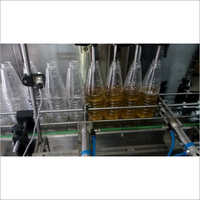 Automatic Toilet Cleaner Filling Machine
