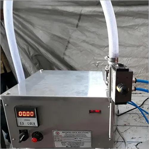 Semi Automatic Digital Liquid Filler