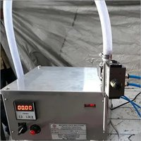 Semi Automatic Digital Liquid Filler