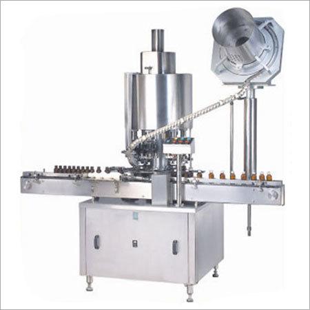 Automatic ROPP Cap Sealing Machine