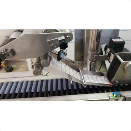 Automatic Ampoule Labeling Machine