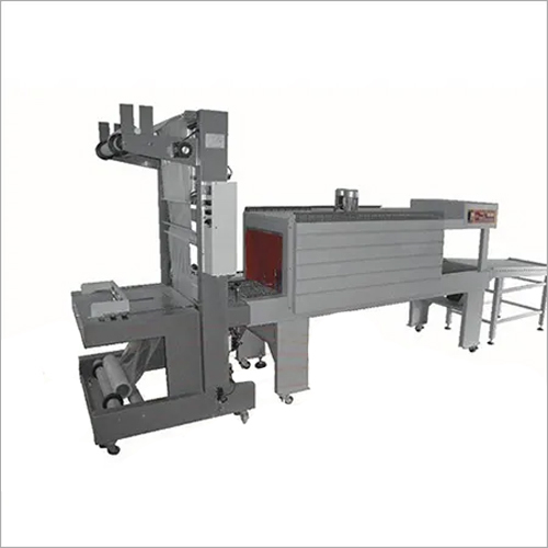 Shrink Sleeve Applicator With Shrink Tunnel