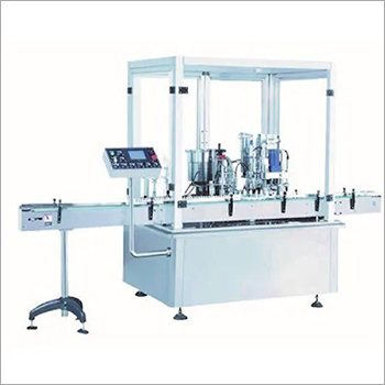 Eye Drop Packing Filling Plugging Capping Machine