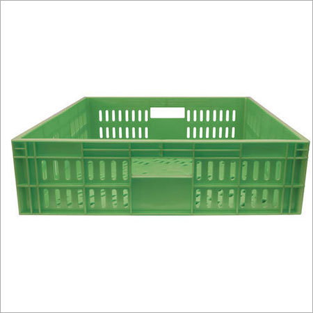 Rectangular Bread Plastic Crates