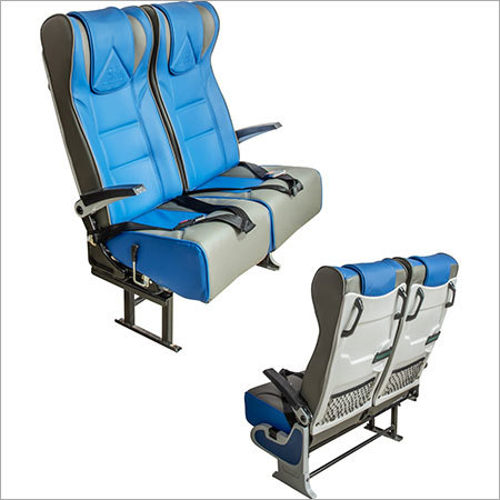 Maharaja bus seats