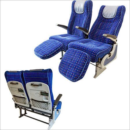 Semi sleeper bus seats