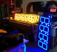Digital Display Screen