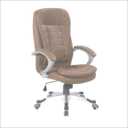 Leather Director Chair