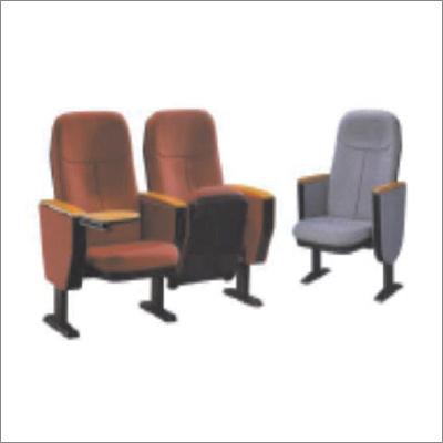 Push Back Auditorium Chair
