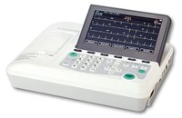 DIGITAL ECG MACHINE 3 Channel