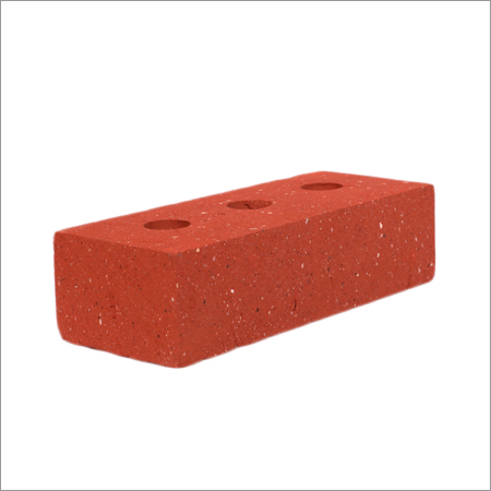 Red Indian Perforated  Clay Bricks