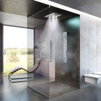 Multifunction Rain Shower