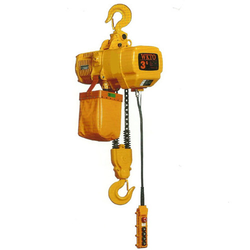 ELECTRIC CHAIN HOIST SWL3TON