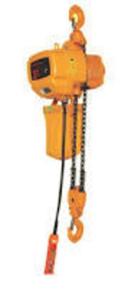 ELECTRIC CHAIN HOIST SWL2TON