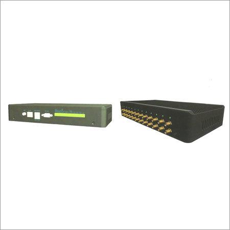 Top End 12-24 Ports RFID Reader