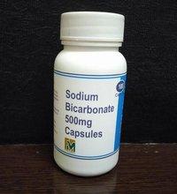 Sodium Bicarbonate 500mg Capsules