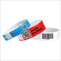Barcode Wristbands