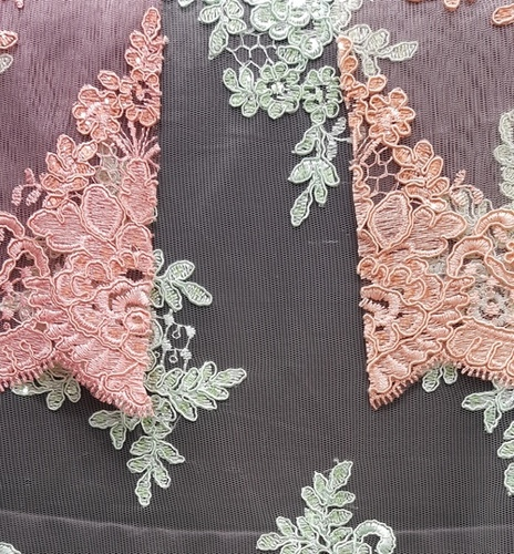 Exclusive Embroidery Net Fabric