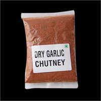 Dry Garlic Chutney