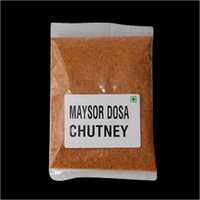 Spicy red chutney