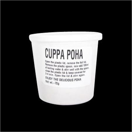 Cuppa Poha