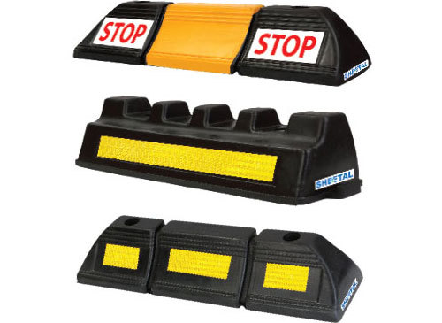 S Protection Parking Blocks