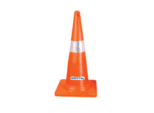 S Protection Parking Cone (Single Part Cone)