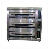 Stating Baking Oven