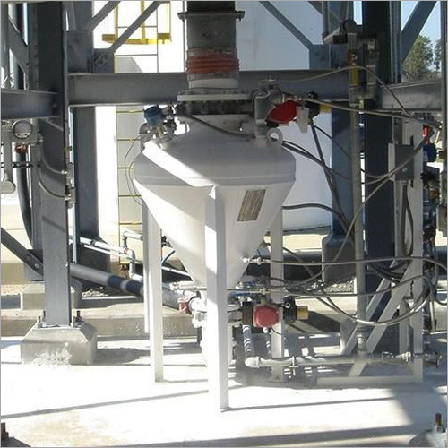 Dense Phase Pneumatic Conveying System