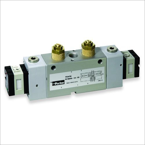 Pneumatic Operated Valves