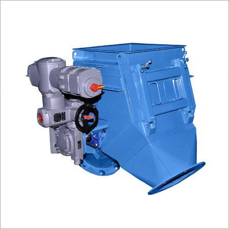 Side Discharge Type Diverter