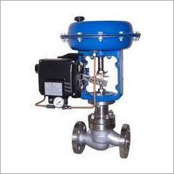 Electric Actuator Control Valve