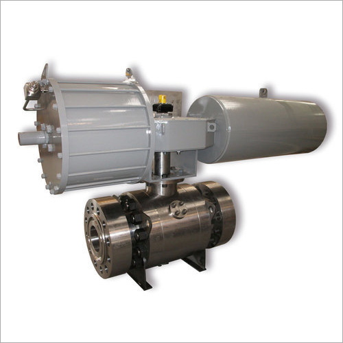 Pneumatically Operated Valves