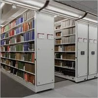 Stainless Steel Library Racks