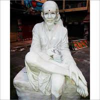 Fibre Sai Baba Sitting Statue