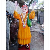 Fibre Sai Baba Statue