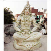 Fibre Lord Shivji Statue