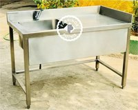Steel Kitchen Sink