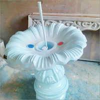 Fibre Flower Fountain