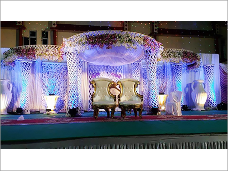 Fibre Wedding Stage