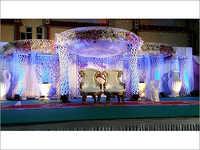 Fibre Wedding Stage