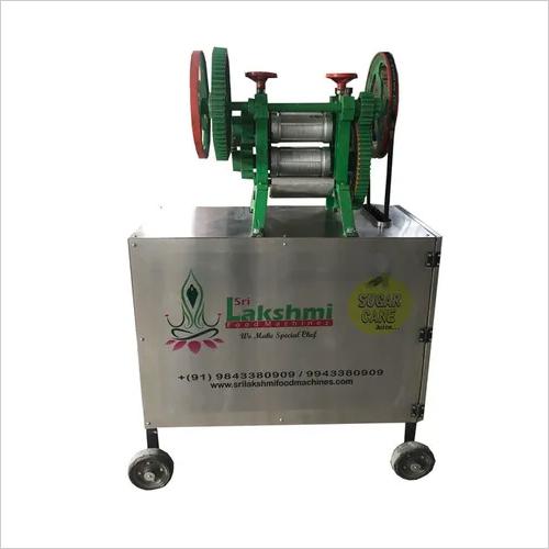 Sugarcane Crushing Machine