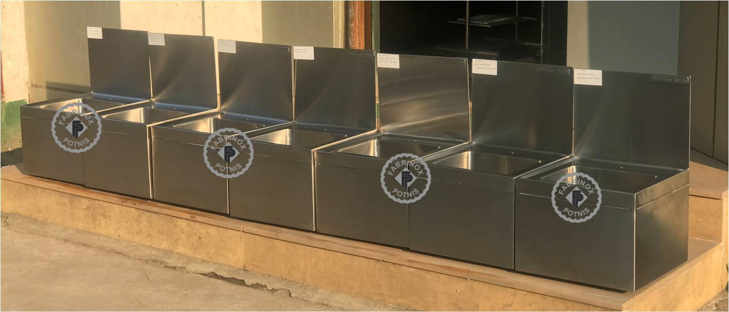 KNEE OPERATED HAND WASH SINK - Manufacturer,Supplier and Exporter