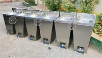 Foot Operated Hand Wash Sinks