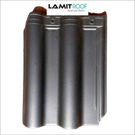 Dark Gray Roofing Tiles